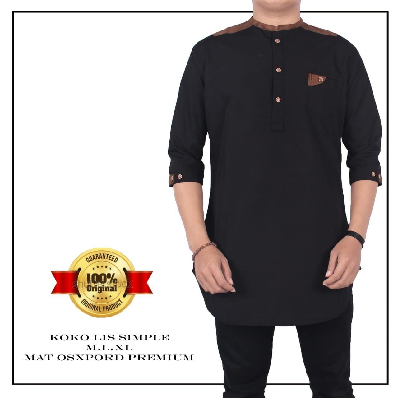 Baju Koko - Baju Muslim terbaru - Baju koko pakistan - Kemeja Koko Pakistan - Koko Qurta - Kemeja Premium -Kemeja Panjang