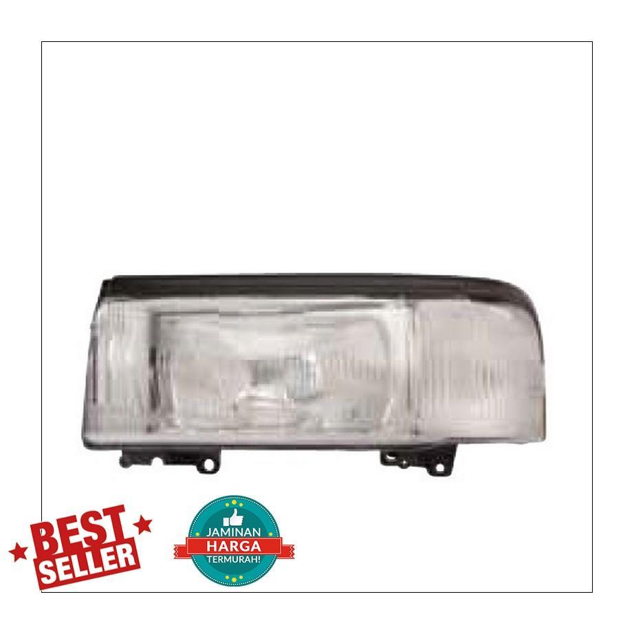 218-1109-RD HEAD LAMP S. FUTURA (BLACK)