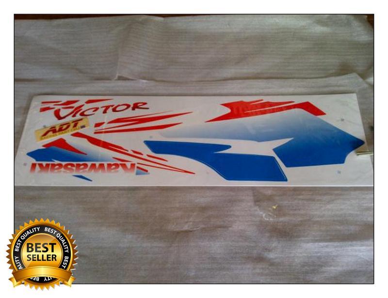 list body sticker ninja victor 150 thai