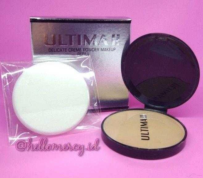 Refill Ultima II Delicate Creme Powder Make Up 13g