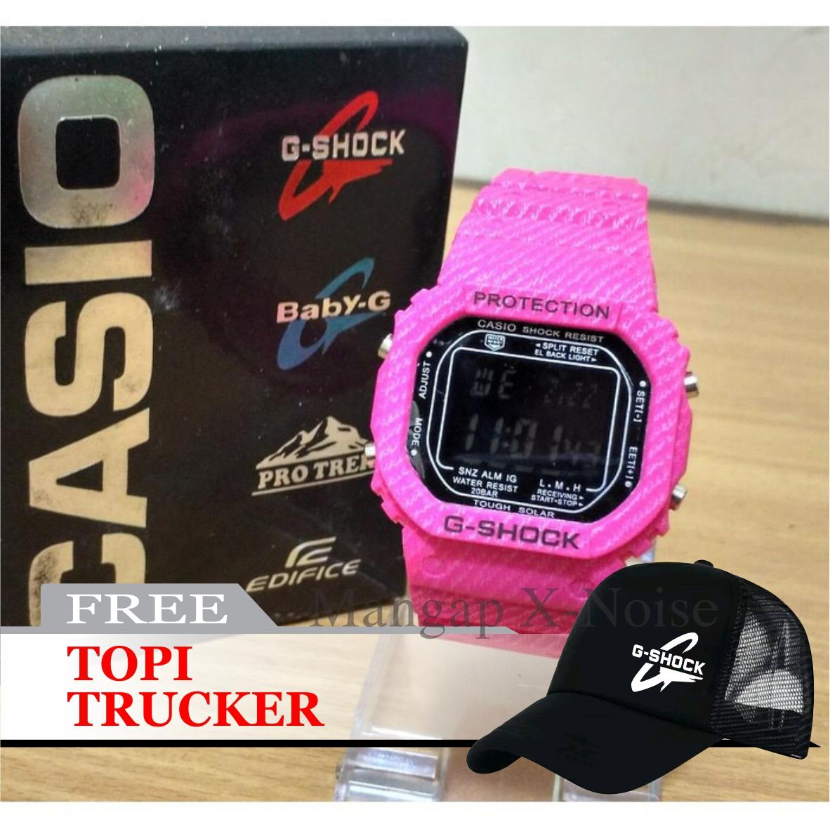 Casio G Shock Dw 5600e 1dr Jam Tangan Pria Black Strap Resin Gd 120mb Red Source