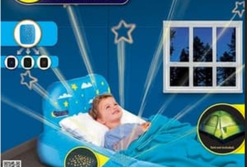 Kasur Angin Anak Dream Glimmers Bestway 67496