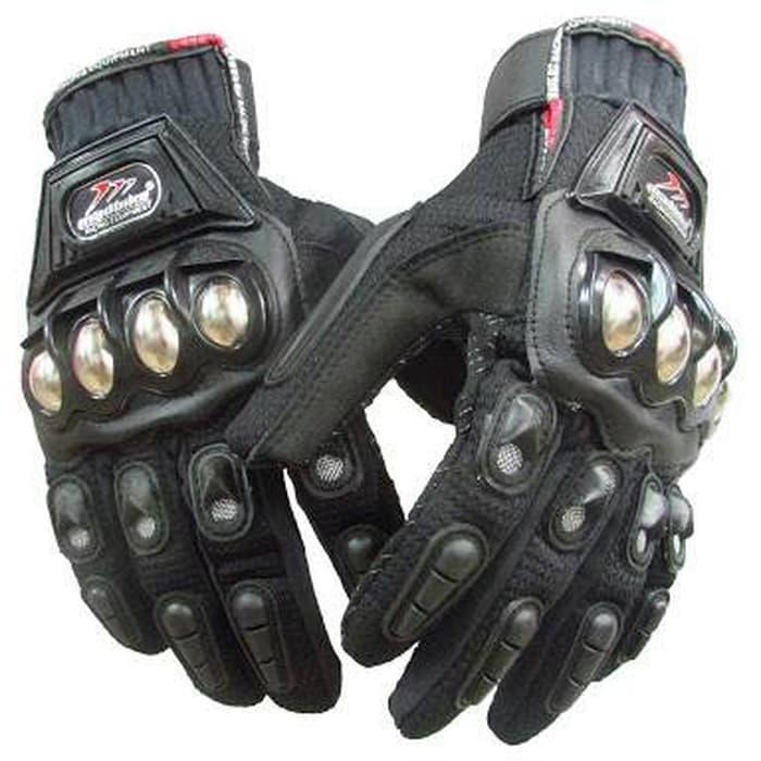 BEST SELLER!!! glove / sarung tangan madbike besi - RFP4VM