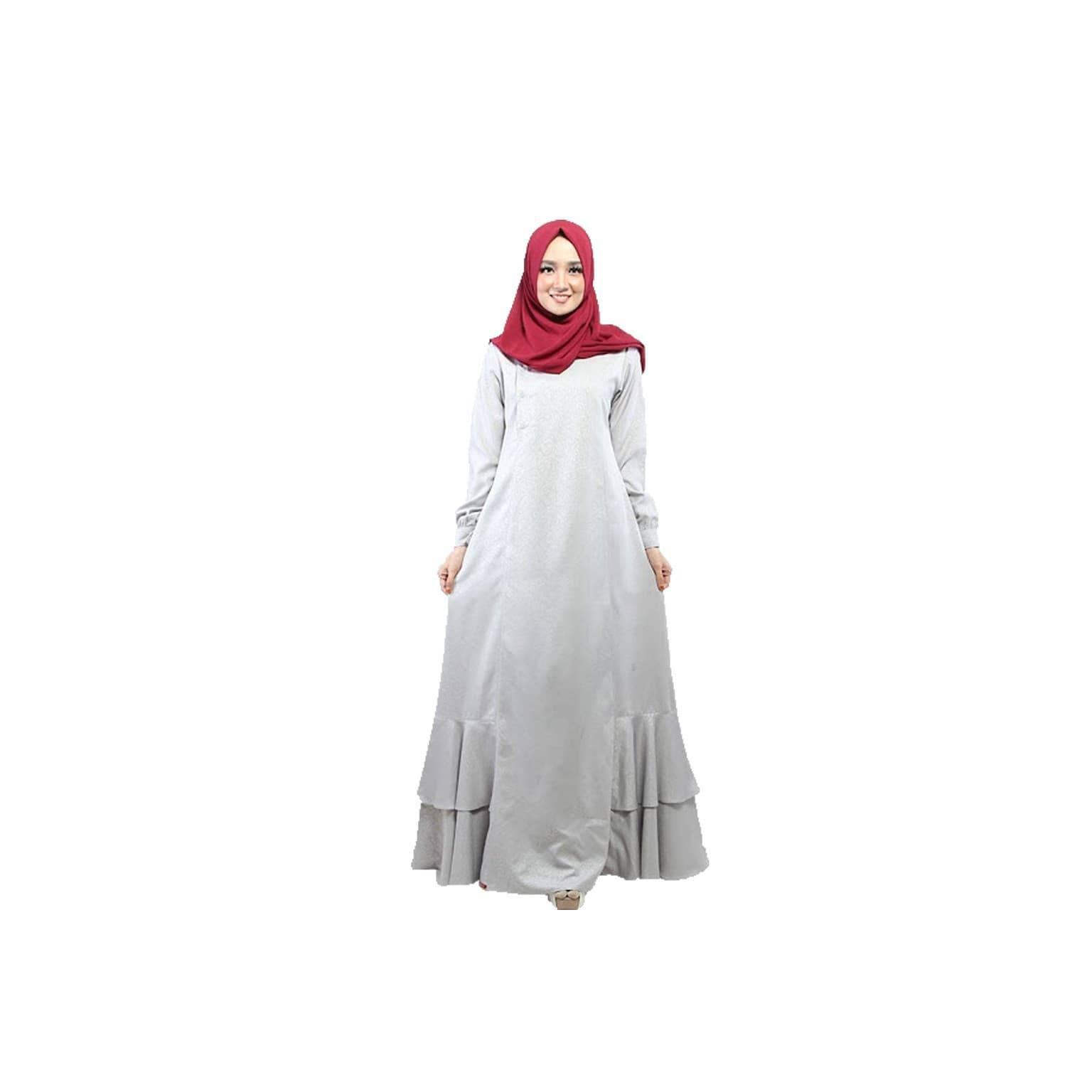 TERLARIS! Ethica Collcetion GAMIS FORMAL SIMPLE TERBARU SEPLY GISSEL