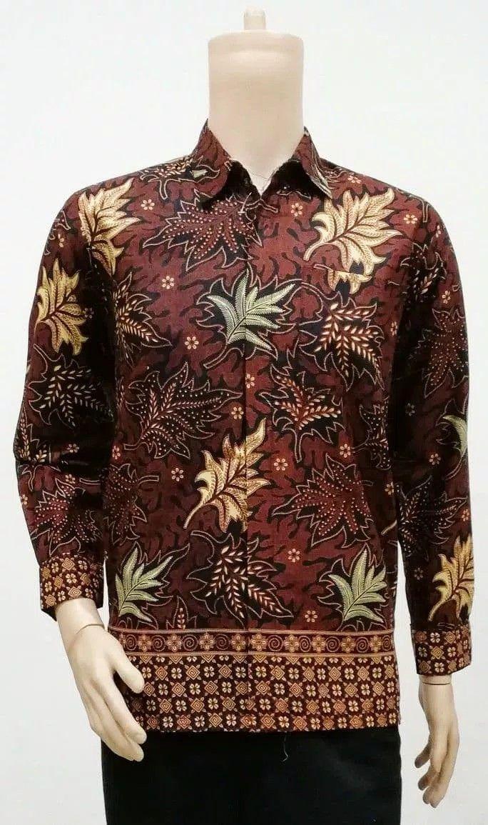 ... batik murah   kemeja kantor modernIDR158900. Rp 159.000 1ae72ac61a