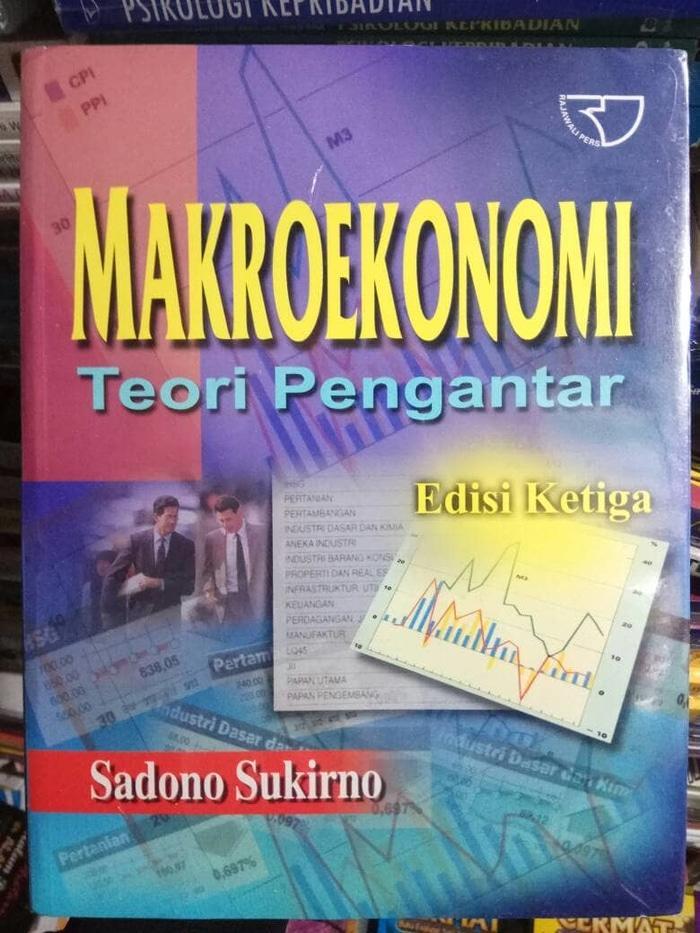 Buku Makro Ekonomi ed 3- Sadono