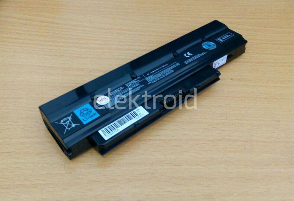 Baterai OEM Notebook Mini Toshiba NB500 NB505 NB520 NB525 NB550 T210 PA3820U-1BRS di lapak elektroi