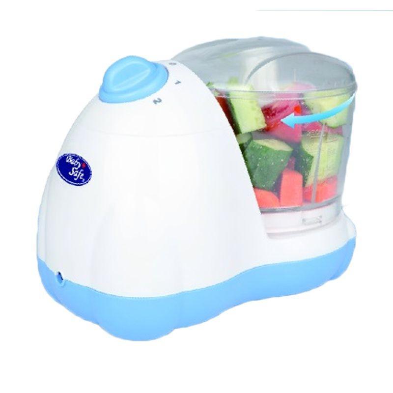 BABY SAFE Smart Baby Food Processor | Blender Makanan MPASI Bayi