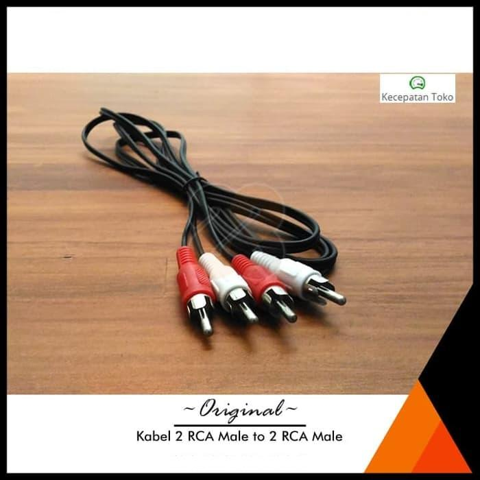 Cable AUX AUDIO 2 ke 2 / Kabel Audio / Hp Ke Speaker