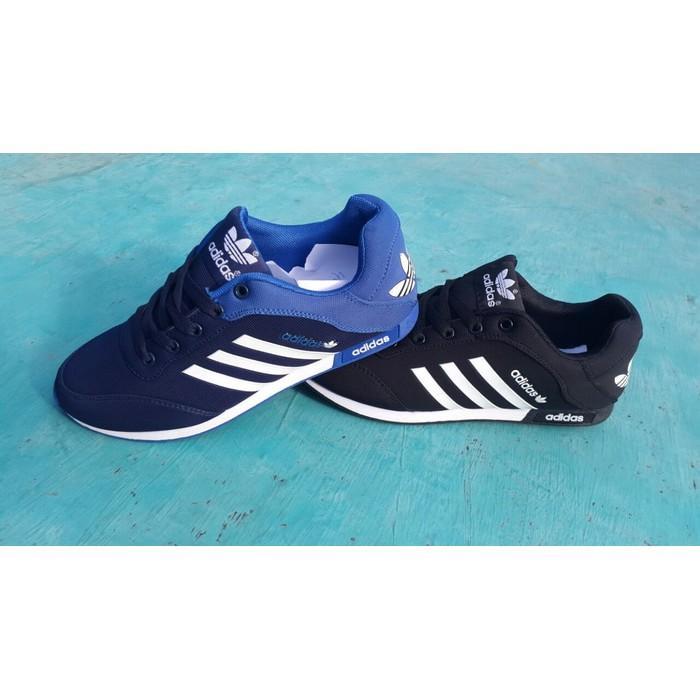 Sepatu Sport Adidas Neo Laser Ori Caflaire Running Casual Import Murah - R7zm59