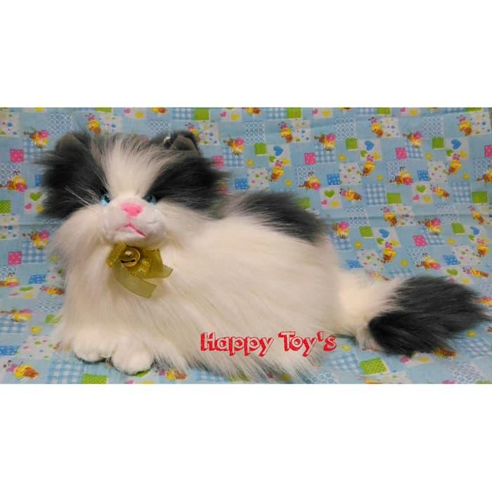 BEST SELLER!!! Boneka Kucing Anggora Lucu - ADW2p9