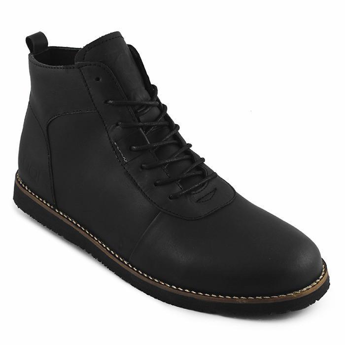 Best Seller! NEW Sauqi Brodo Sepatu Pria Sepatu Boots Kulit Asli Murah Keren Original TERLARIS