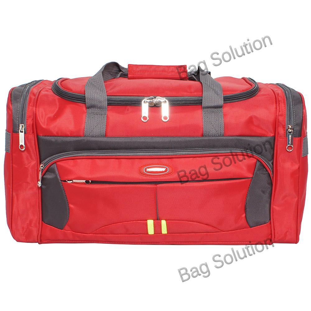 6dd7d8d6525a Real Polo Travel Bag - Tas Pakaian Multi Fungsi (Tas Jinjing dan Tas  Selempang)