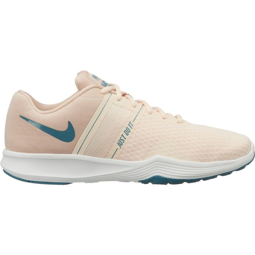 Nike - City Trainer Sepatu Lari Wanita - Beige f2d7a6fefa