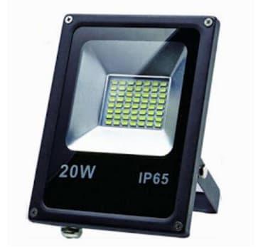 Lampu Sorot LED 20 Watt - Indoor & Outdoor @ lampu tumblr tidur led philips led motor emergency hias tumbler belajar gantung mobil