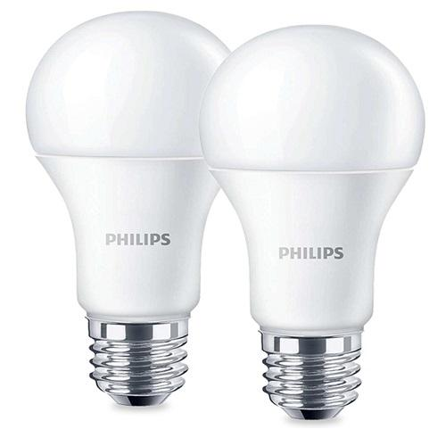 philips 10,5 - 8,5 watt E27 isi 2 pcs