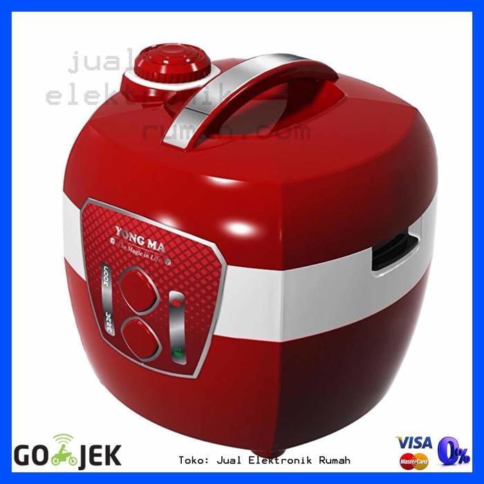ORIGINAL - Rice Cooker Magic Com Yongma 2 Liter  YMC115 Kualitas terbaik
