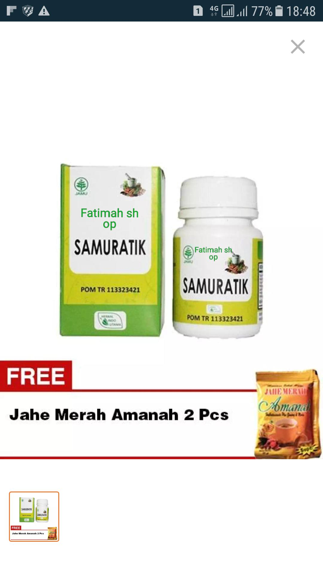 Lucky Eza Asmuratik Obat Asam Urat Rematik Isi 60 Kapsul Review Tcu Ten Source Herbal Hiu Samuratik