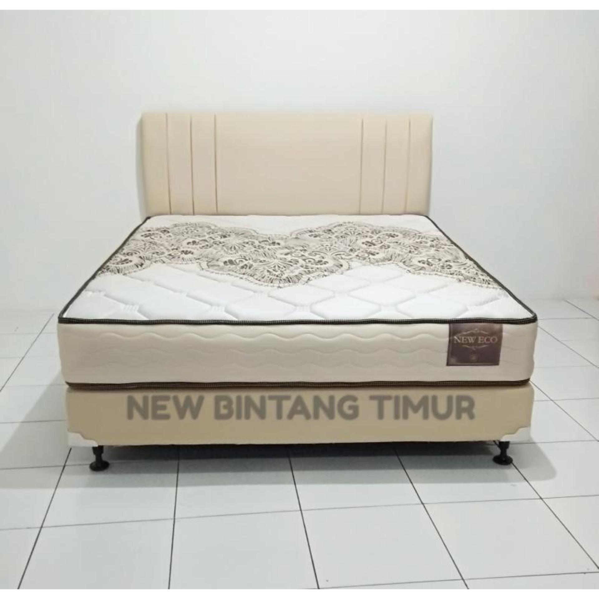 Jual Produk Airland Online Terbaru Di Mattress Matras Protector Pelindung Kasur 160 X 200 30 Putih Spring Bed New Eco Hb Queen Full Set