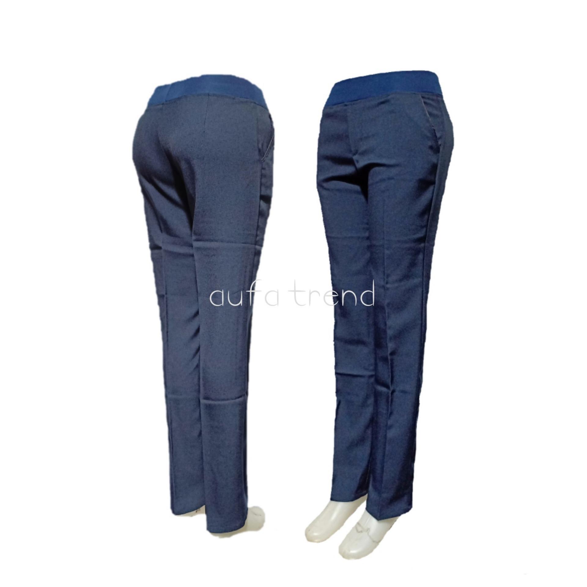 Katalog Jual Celana Panjang Wanita Kerja 2018 Pria Bahan Formal Hr 832 Kantor