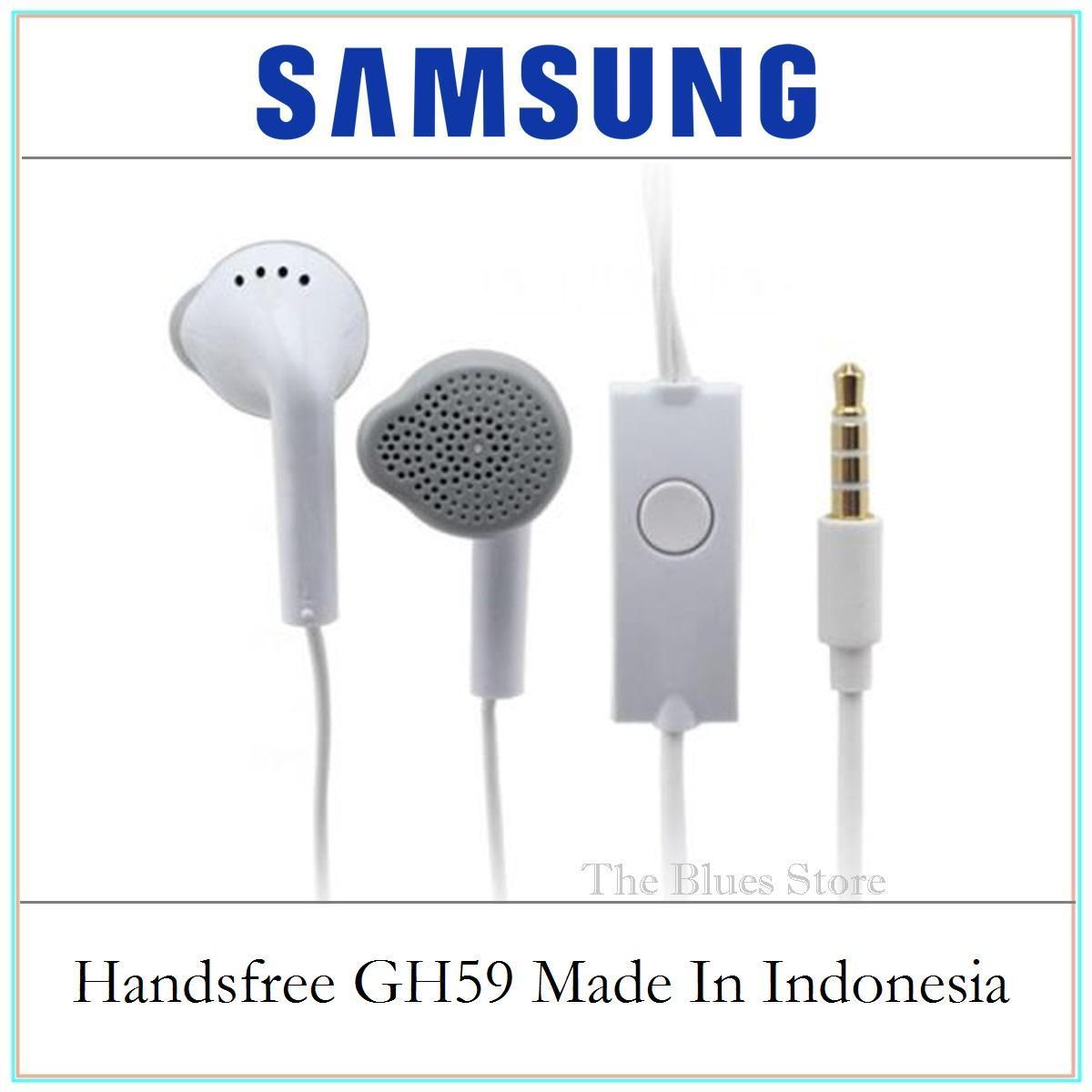 Samsung Handsfree GH59 Super Bass Made In Indonesia - Original
