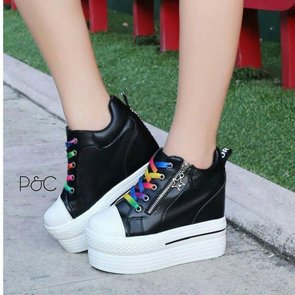 Flash Sale Ready Kets Rainbow Star P&C Hitam Termurah Di Lazada