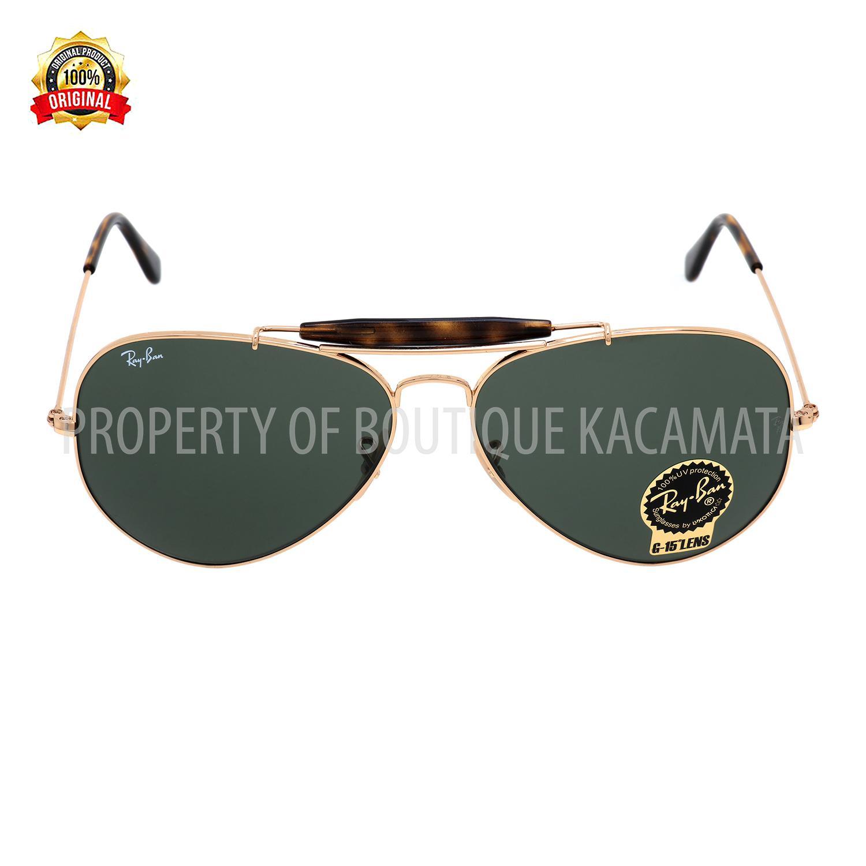 Kacamata Rayban Original Outdoorsman II 3029-181 00391516a6
