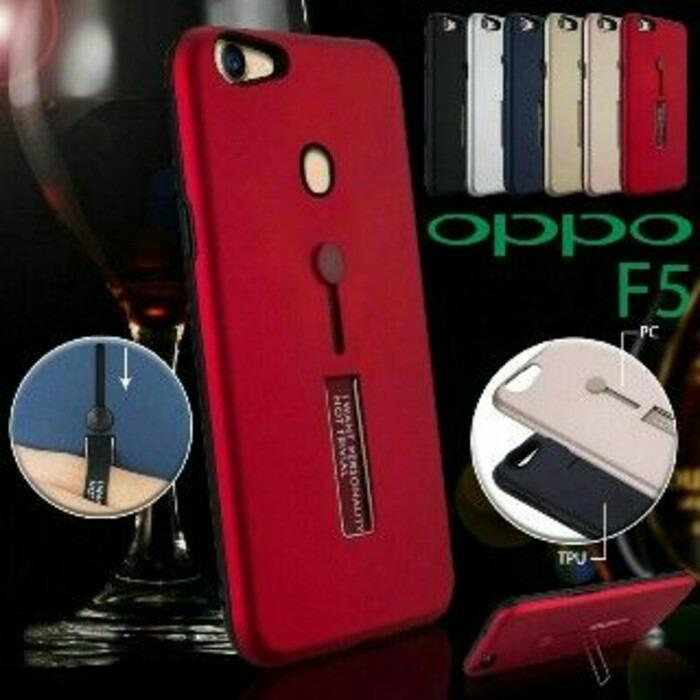 OPP F5 SMART GRIP CASE HYBRID HAND GRIP OPPO F5 PLUS OPPO F5 YOUTH