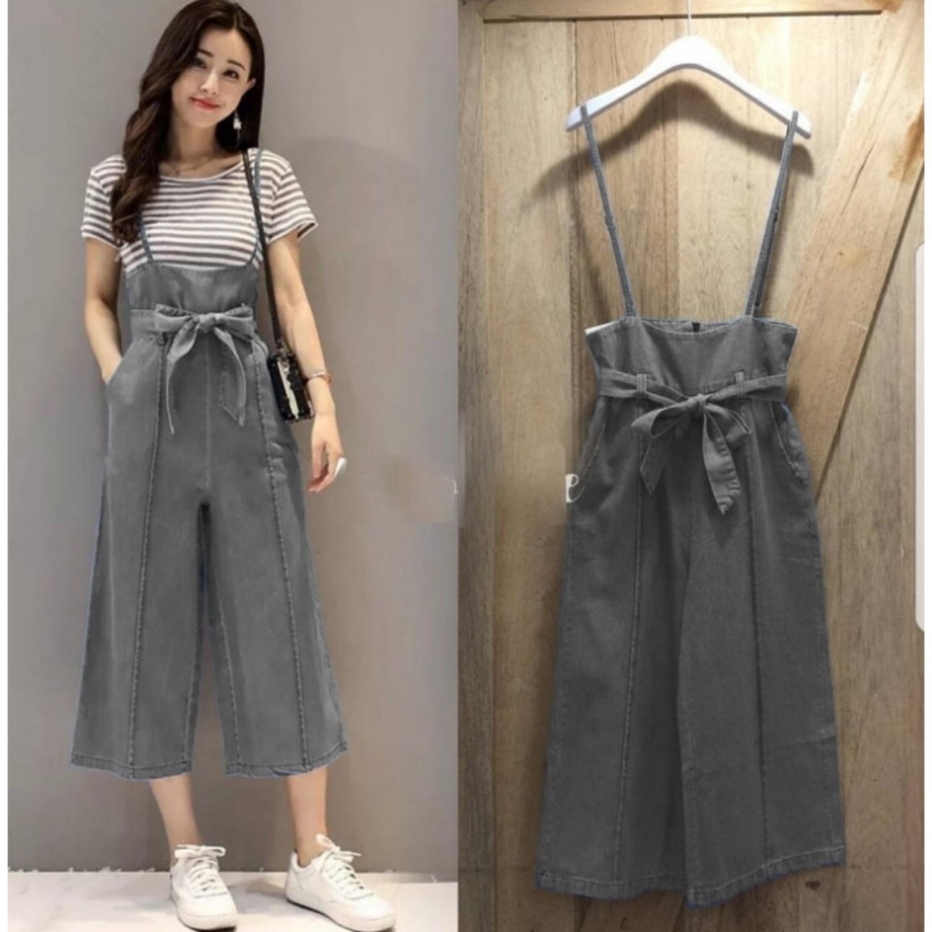 9 Shop Jumpsuit Wanita BASIC ( Tanpa Kaos ) / Jumpsuit Celana / Baju Terusan Wanita / Jumpsuit Cant