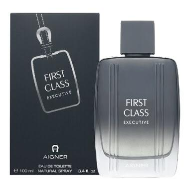 Original Parfum Aigner First Class Executive 100ml Edt