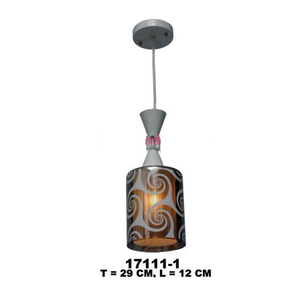 Lampu gantung dekoras meja bar minimalis