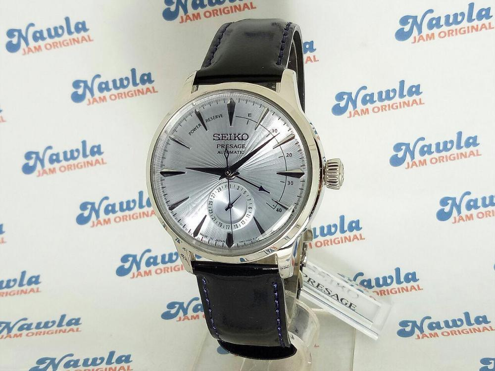 Seiko Presage Cocktail SSA343J1 Leather Strap - Jam Tangan Pria SSA343 Best N2jt