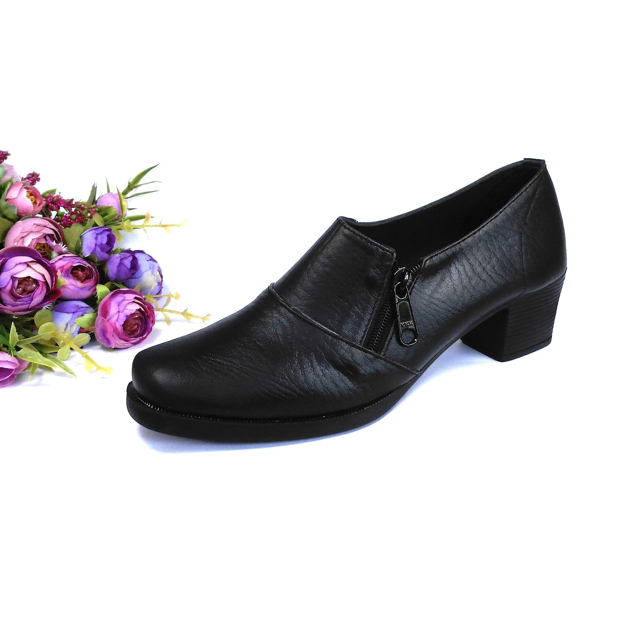 HQo Sepatu Pantofel Wanita   Sepatu Boot Wanita   Sepatu Pantofel Paskibra  Wanita Bertali   Sepatu ce2730d870