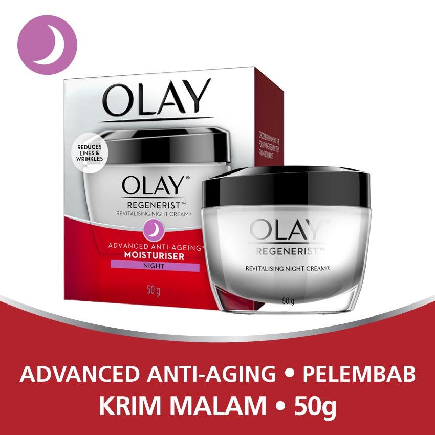 Olay Regenerist Revitalising Night Cream - 50gr