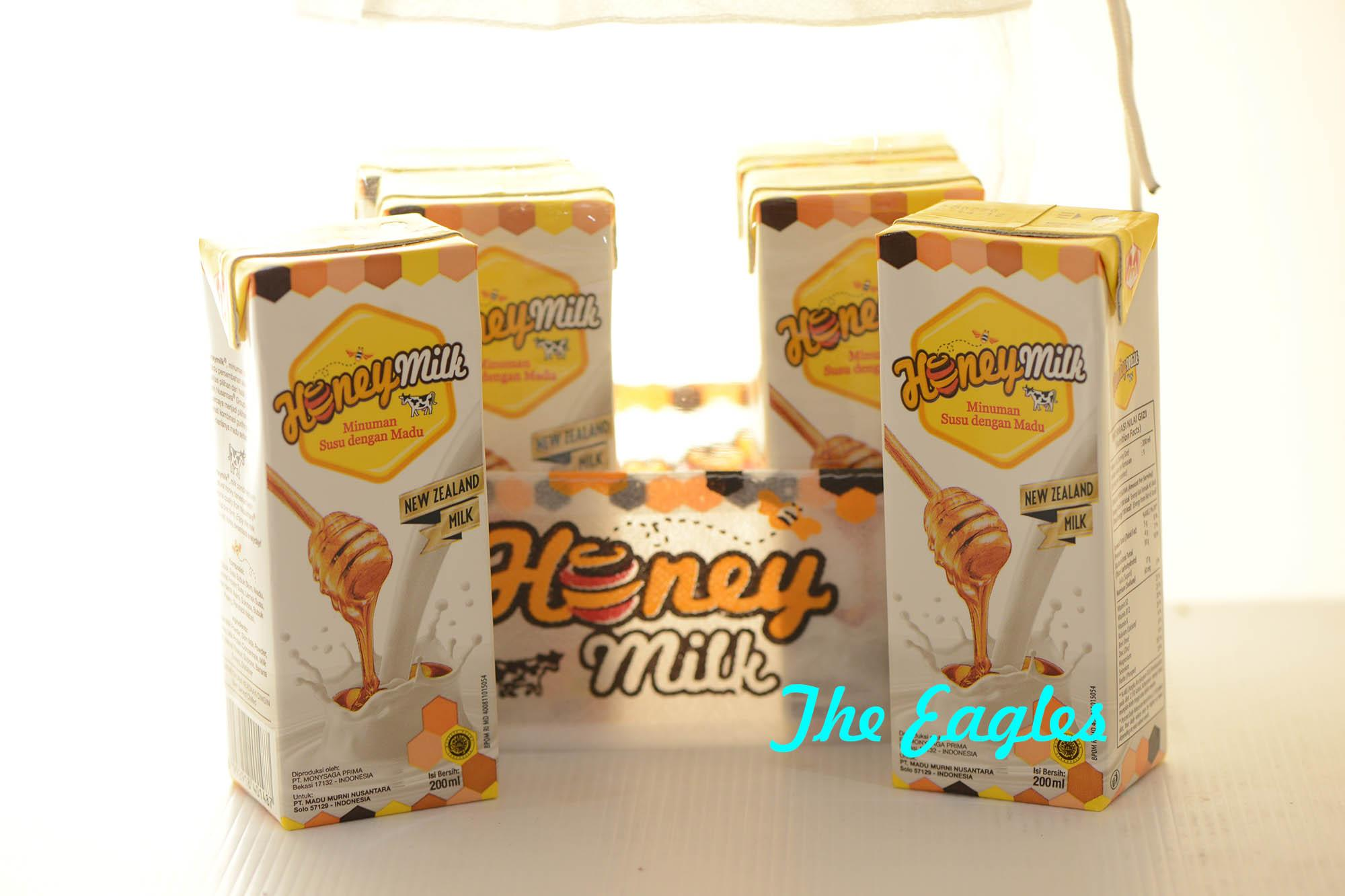 Daftar Harga Madu Murni Nusantara Promo 650ml Honey Milk Susu By 200ml X6 Alami Asli Minuman Sehat