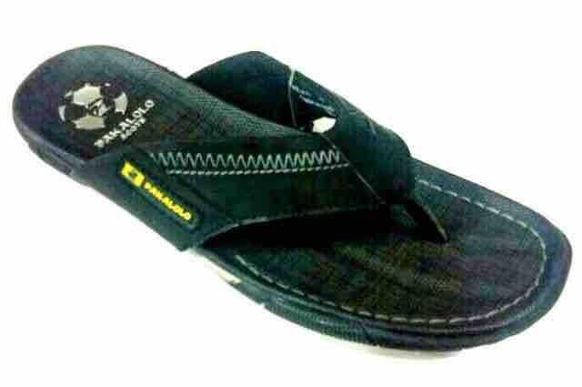 PAKALOLO BOOTS N2351 ( Sandal Kulit Pria )