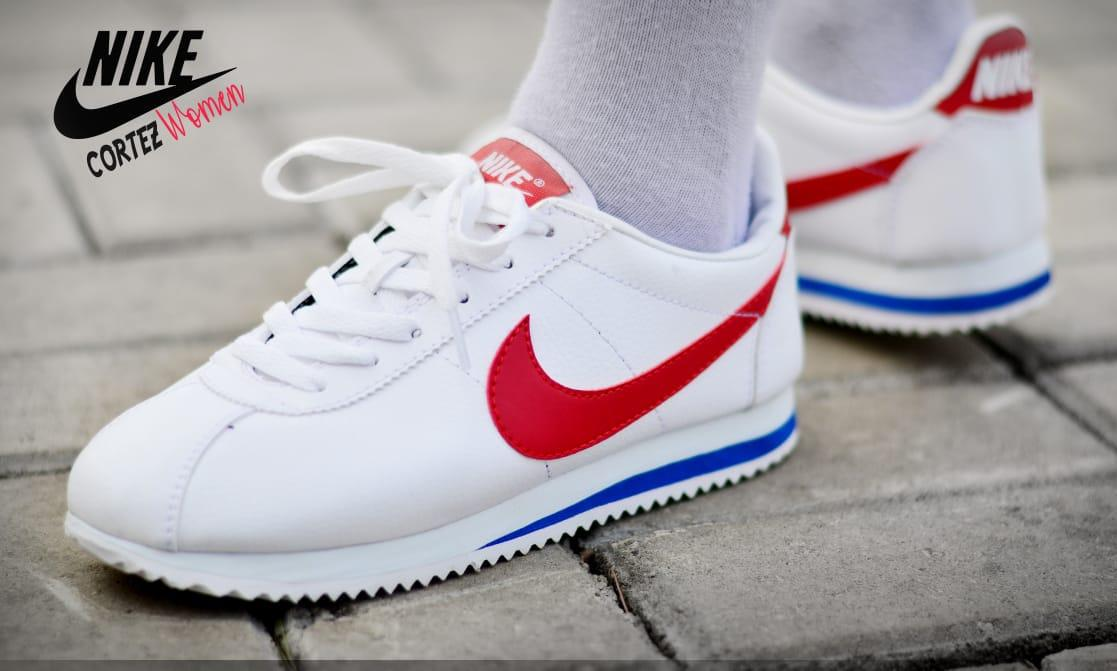 Sepatu Sport Wanita Nike Cortez Import (Sepatu Olahraga, Sepatu Kerja, Sepatu Jalan, Sepatu Santai, Sepatu Sekolah, Sepatu Joging, Lapangan, Sepatu Kulit, Sneaker, Slip On, Slop, Casual ,BOOTS, SEPATU VANS,Adidas, Nike, Pria, Wanita, Anak)
