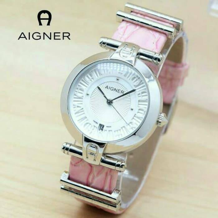 Jam Tangan Wanita / Cewek Aigner R1561