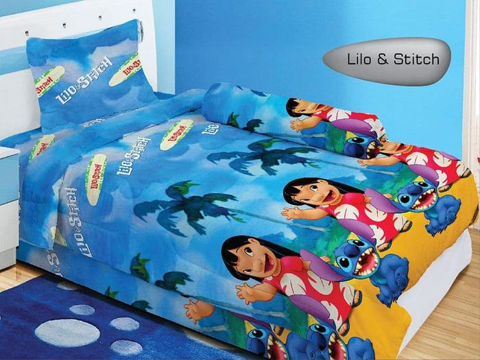 Bedcover Lady Rose Disperse 120 - Lilo & Stitch Exclusive
