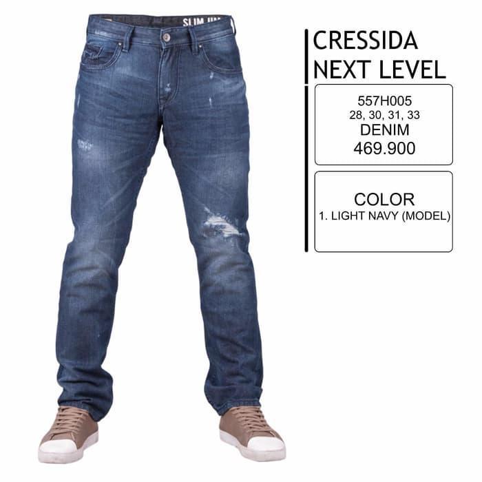 Hot Item!! Celana Jeans Panjang Cressida - ready stock