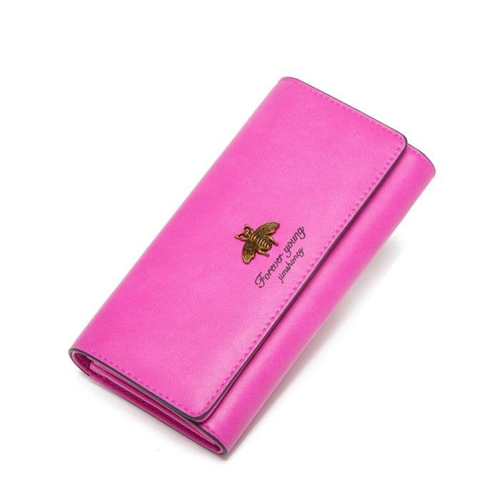 Jims Honey - Kelly Bee Wallet - Dompet Wanita Import Model Panjang