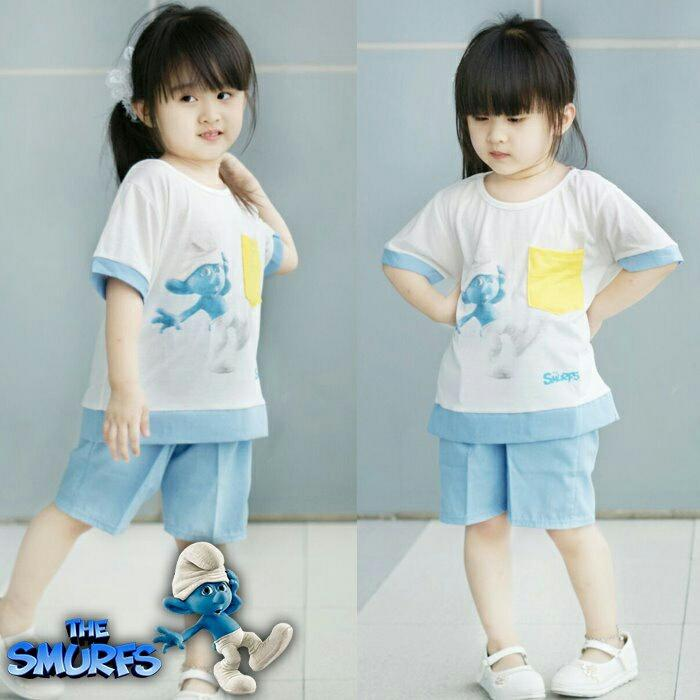 Kaina Shop - Laura Set Kids - Set Baju Anak