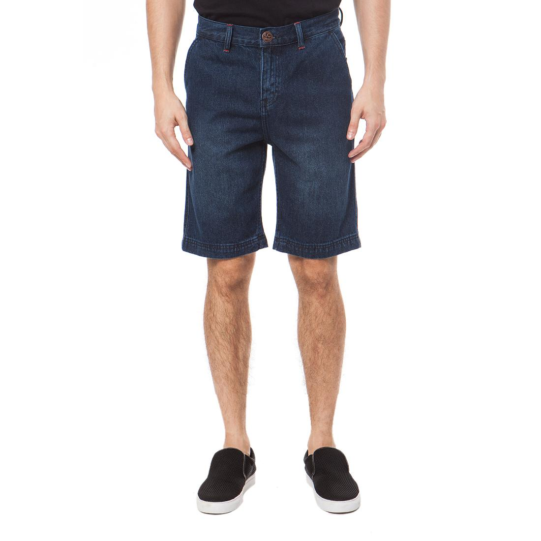 Lee Cooper Men s Ralph Straight Fit Shorts dark scrub Mar19 5fb37b6eaf