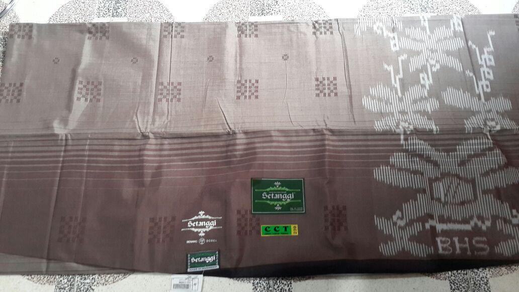 Sarung BHS Setanggi -  Sarung Tenun - Fashion Muslim - JUAL ORIGINAL
