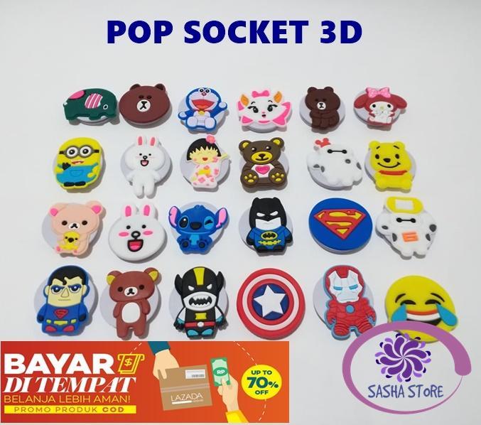 Rp 33.900. SS Paket 5 PCS Popsocket ...