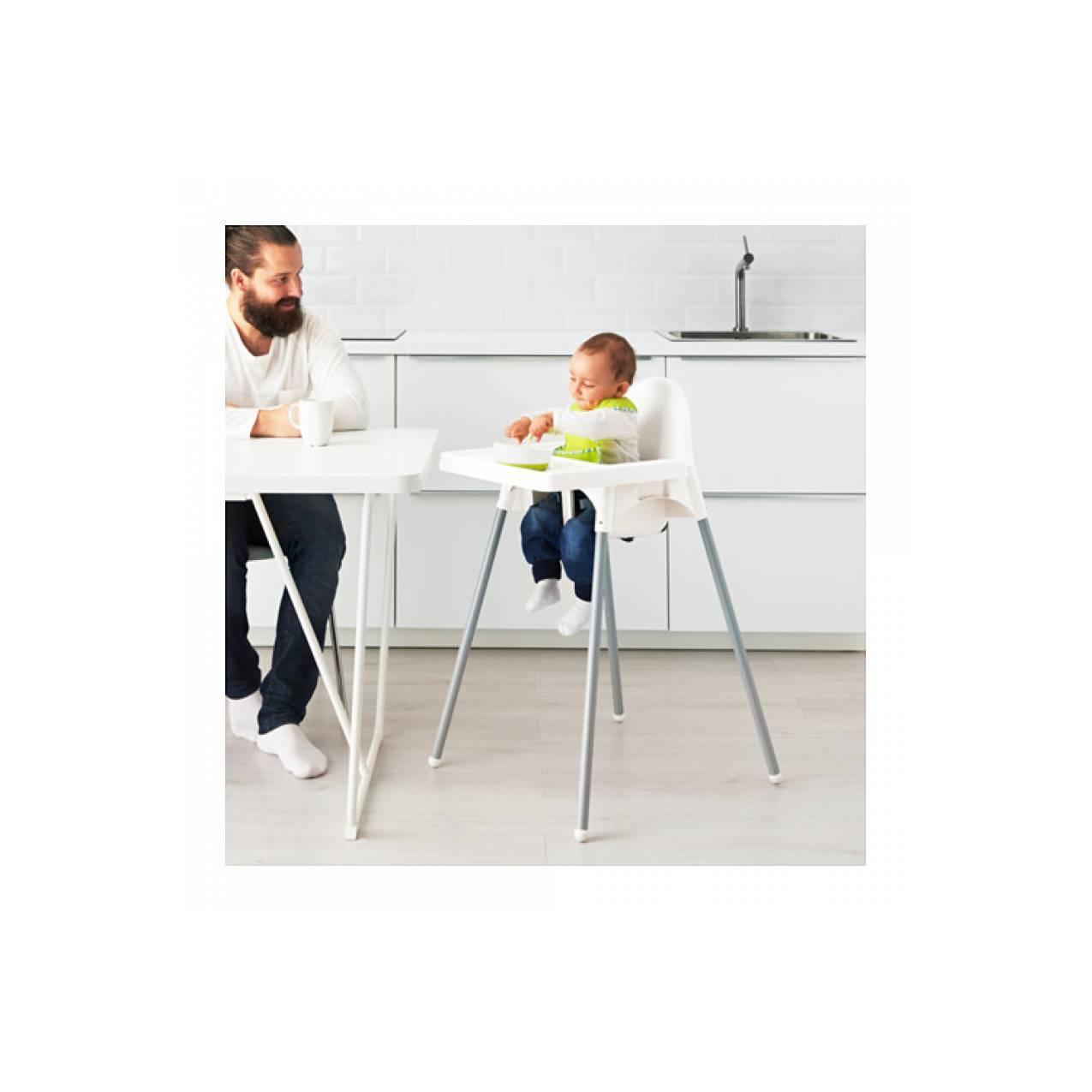 Ikea Antilop Bangku tinggi anak Kursi makan anak Meja Makan anak