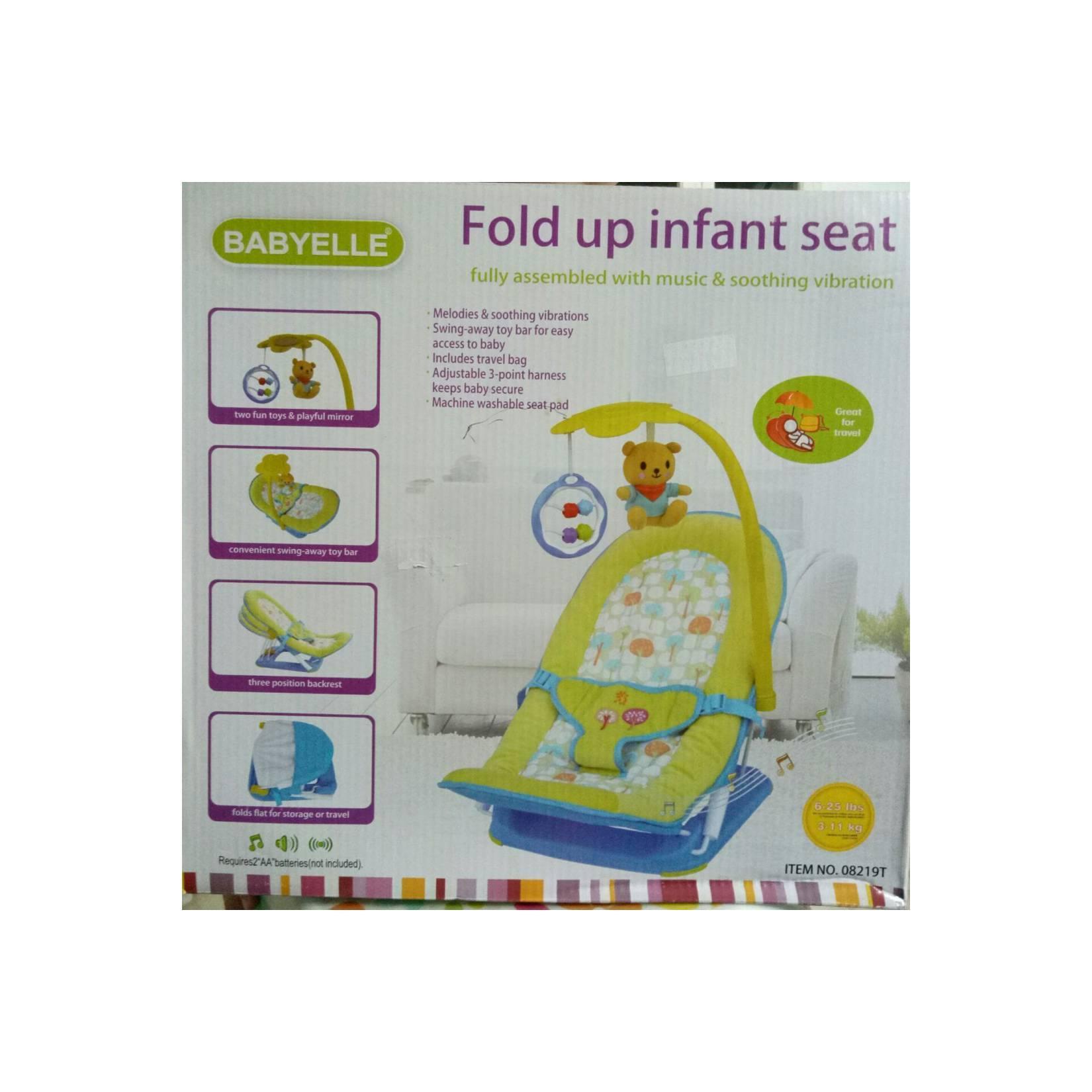 Fold Up Infant Seat merk BABYELLE