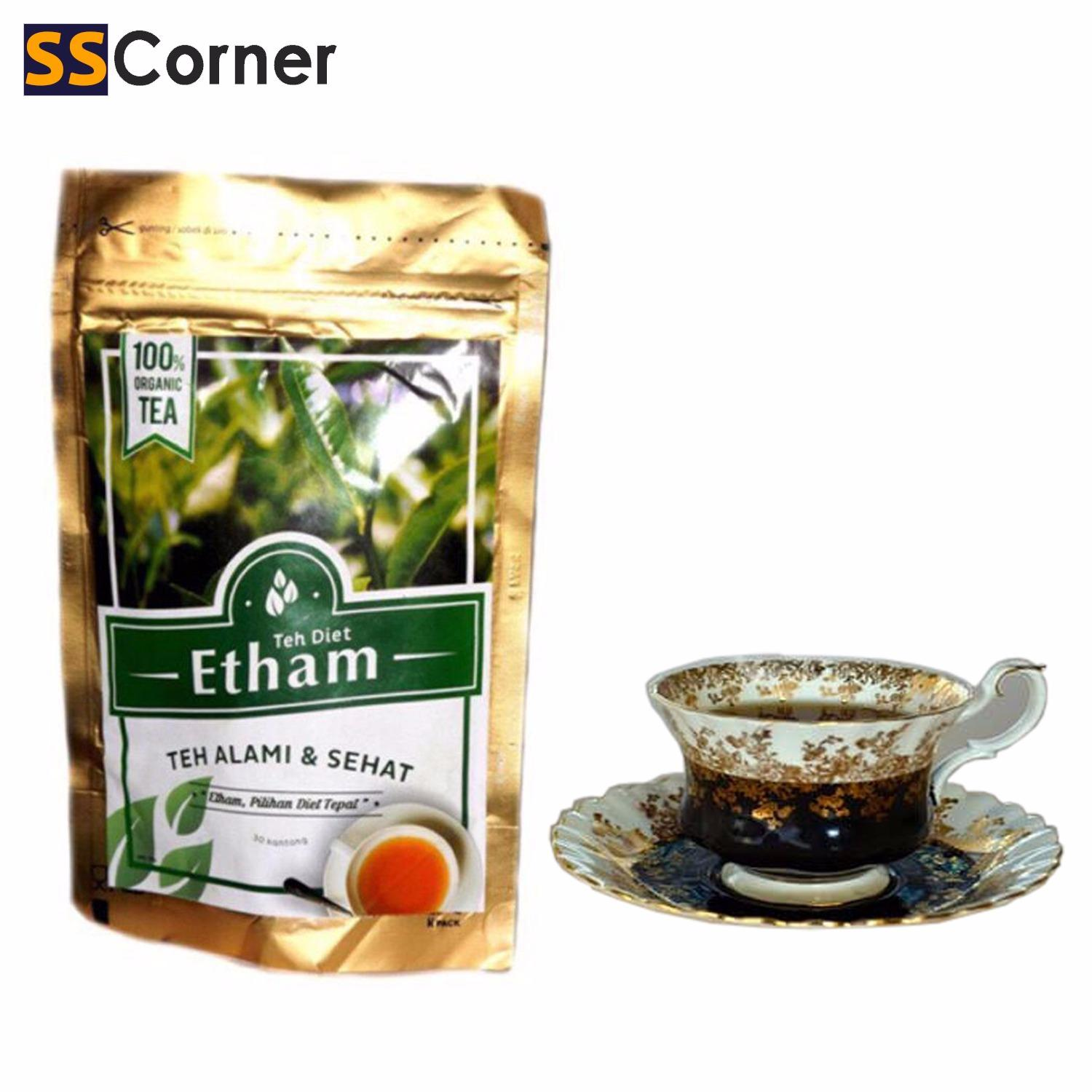 SS Corner Teh diet Etham , Teh Herbal