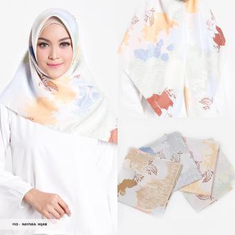 Pencari Harga Naynea Abstract Square Hijab-Mint terbaik murah - Hanya Rp18.050