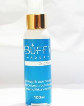 Bandingkan Toko Buffy Aqua Antiseptik Ketiak Anti Bau Badan Original 100ML sale - Hanya Rp86.850